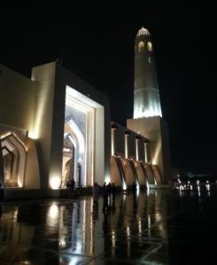 Moscheea Mohammed bin Abdulwahab-Doha