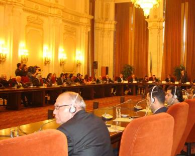 Delegates from 26 countries attended ECTT gathering