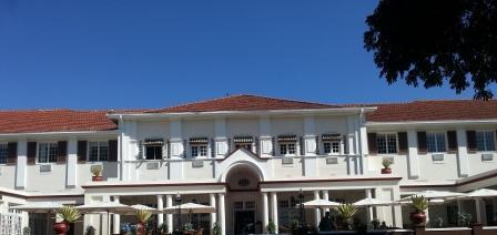 Victoria falls Hotel zimbabwe