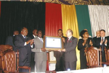 Government of Zimbabwe and WBTDA-web
