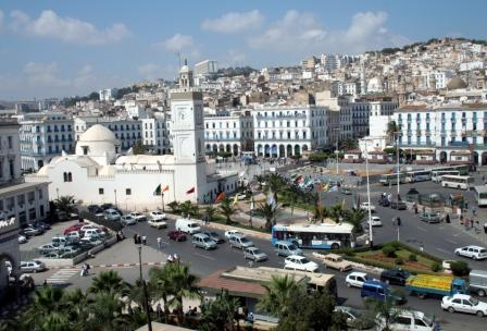 Alger-candidate city for World Capital of Culture and Tourism