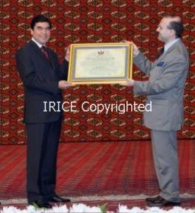 president-of-turkmenistan