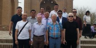 EUROPEAN TOURISM BODY-FAMILIARIZATION TRIP ON TURKESTAN-CENTER OF SILK ROAD