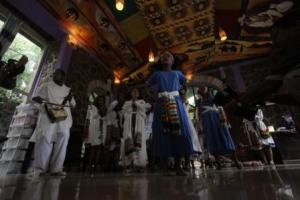 Amhari Dances in Gondar