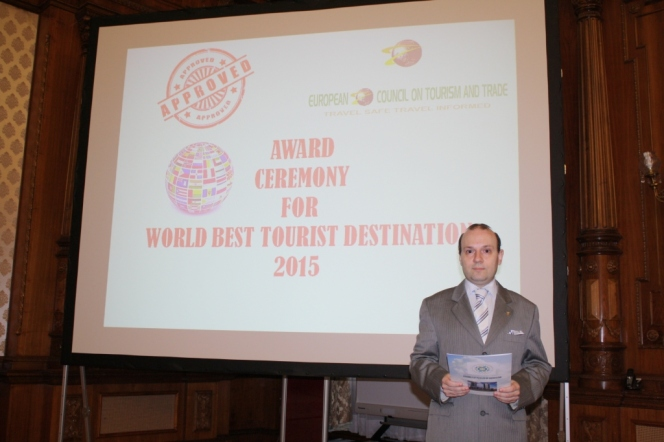 EUROPE RECOGNIZES ETHIOPIA AS WORLD BEST TOURIST DESTINATION IN 2015