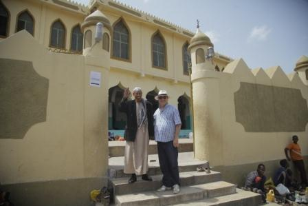 HARAR-THE CITY OF PEACE RECEIVES THE VISIT OF EUROPEAN COUNCIL ON TOURISM AND TRADETEAM