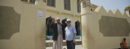 HARAR-THE CITY OF PEACE RECEIVES THE VISIT OF EUROPEAN COUNCIL ON TOURISM AND TRADE TEAM