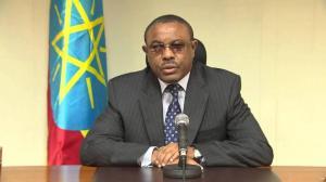 Prime Minister Hailemariam Desalegn