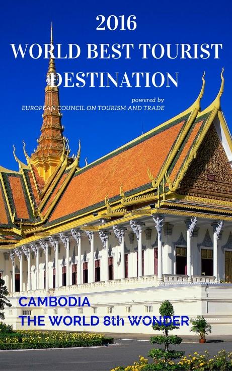 2016WORLD BEST TOURIST DESTINATION