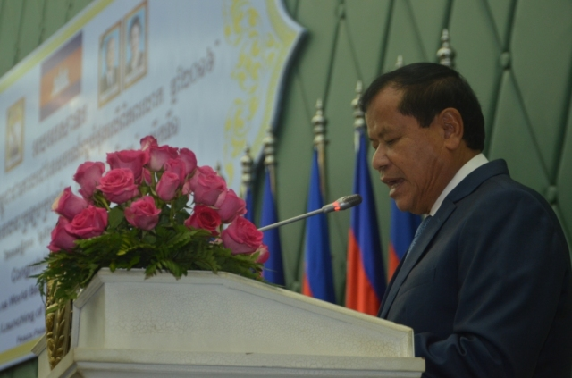 Dr. THONG KHON-Cambodia Minister of Tourism