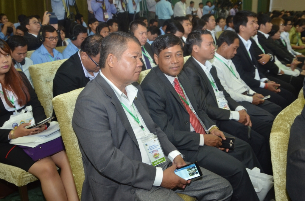 Business community is called to support Prime Minister Hun Sen vision and World Best Tourist Destination status