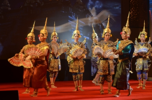 Cambodia-World Favorite Cultural Destination