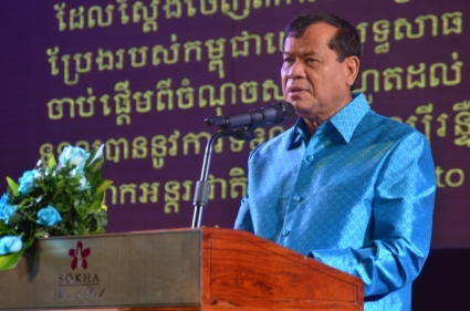 Minister Thank Khon announces Cambodia is Favorite Cultural Destination in 2016