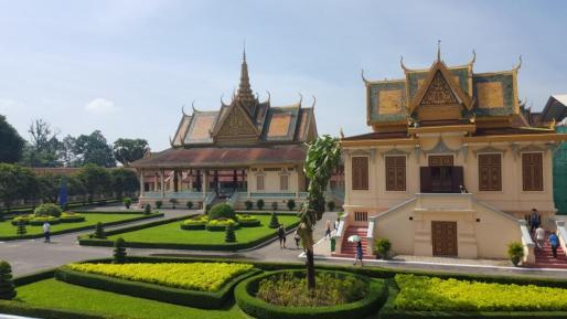 Royal Palace-Cambodia-World Best Tourist Destination for 2016