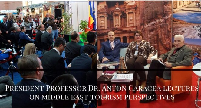 INTERNATIONAL TOURISM FAIR INAUGURATED BY THE EUROPEAN COUNCIL (ECTT)PRESIDENT