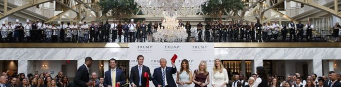 WHAT WILL BE 45TH US PRESIDENT DONALD TRUMP EFFECT ONTOURISM?