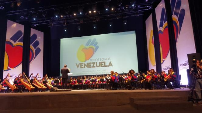 CARACAS IS ACCEPTED AS A POTENTIAL CANDIDATE CITY FOR WORLD CAPITAL OF CULTURE AND TOURISM – ECTT PRESIDENT OFFICE