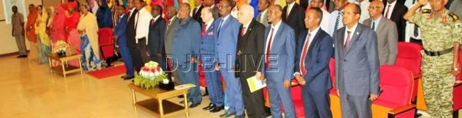 Allocution du Président de la République ACADEMICIEN ISMAIL OMAR GUELLEH pour Djibouti capitale mondiale du tourisme et de laculture