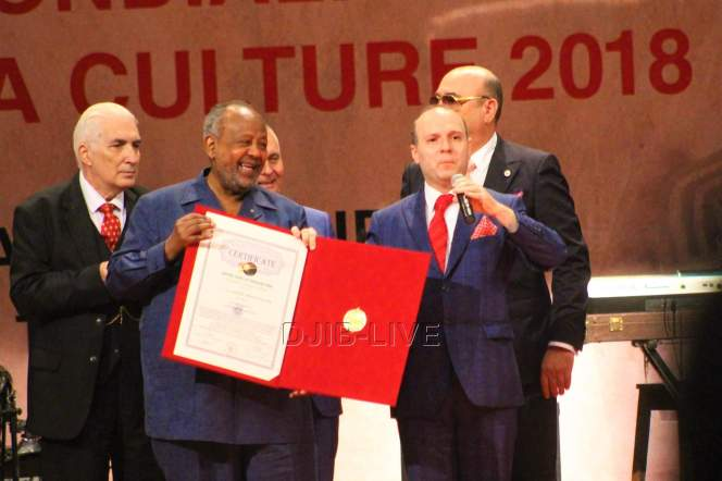 ACADEMICIAN ISMAIL OMAR GUELLEH DISCOURSE FOR DJIBOUTI-WORLD CAPITAL OF CULTURE ANDTOURISM