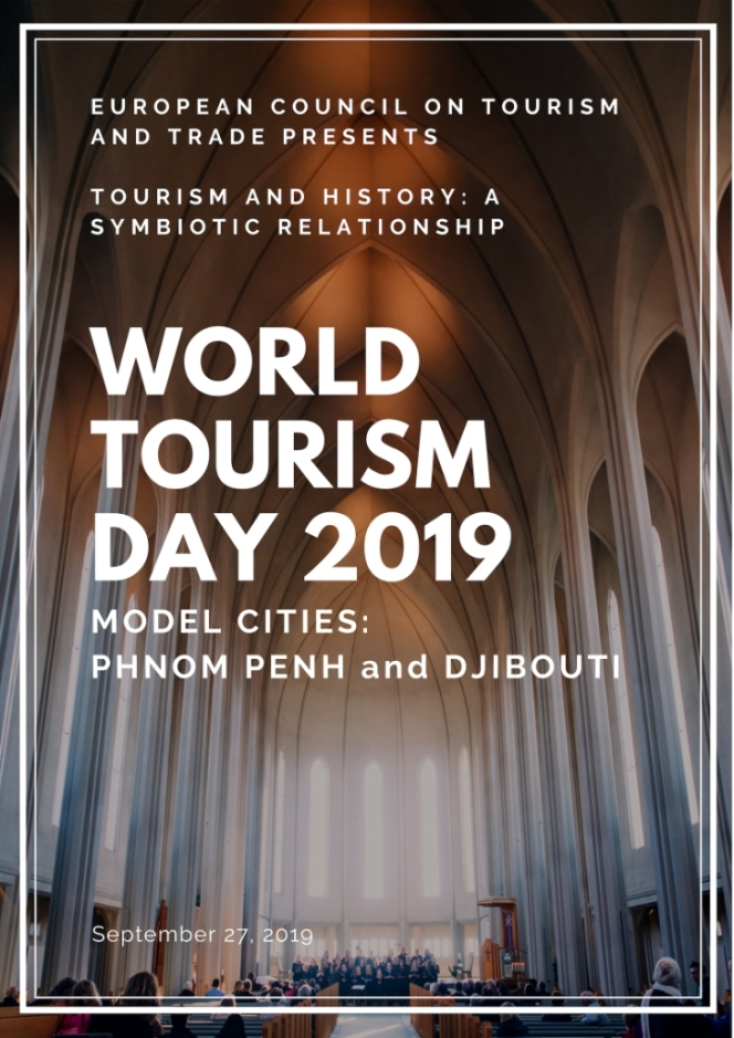PHNOM PENH AND DJIBOUTI CITY: THE WORLD`S MODELS FOR WORLD TOURISM DAY 2019